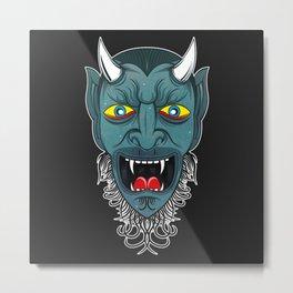 Devil No.6 Metal Print