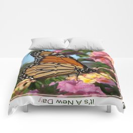 It's A New Day! Comforters