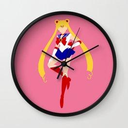 Sailor Moon (Pink) Wall Clock