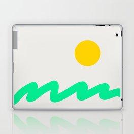 Abstract Landscape 07 Laptop & iPad Skin