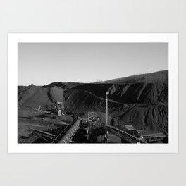 Forgotten Lands Art Print
