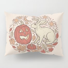 Halloween Friends | Autumn Palette Pillow Sham