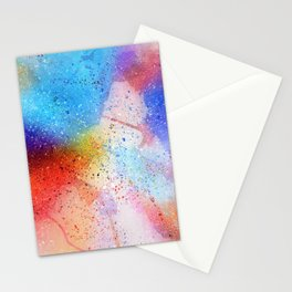 Abstract Background 359 Stationery Cards