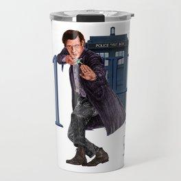 11th Doctor Travel Mug