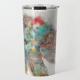 into the wild (the grizzly bear Travel Mug