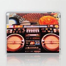 Planetary Boombox Laptop & iPad Skin