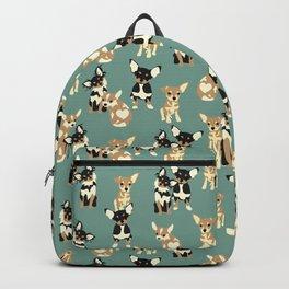 Chihuahuas Backpack