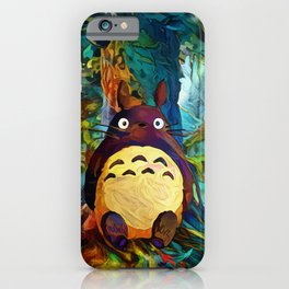 Colorful Neighbor iPhone Case
