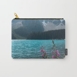 Lake Moraine Fireweed Carry-All Pouch