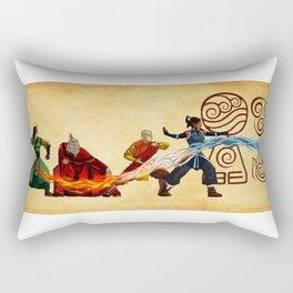 Avatar- The Last Airbender Rectangular Pillow
