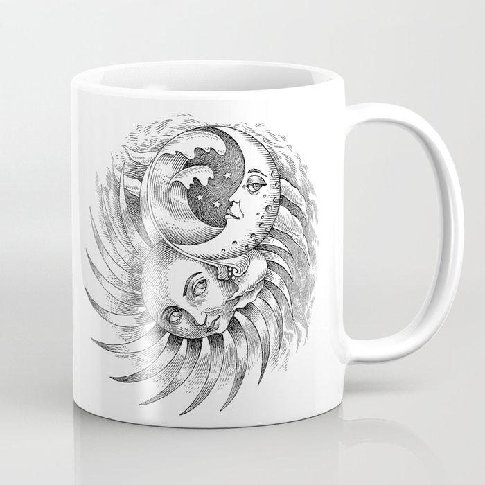 Moon and Sun Coffee Mug
