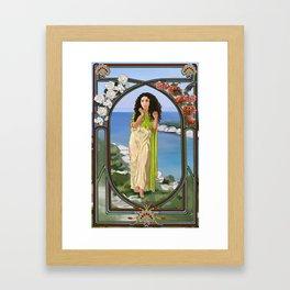 Laodike Framed Art Print