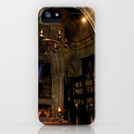 Wizard´s Office iPhone Case
