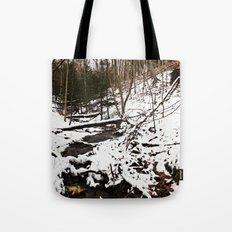 Downhill Stream  Tote Bag