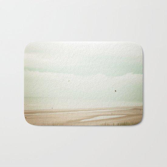 Beach Sea Sky Bath Mat