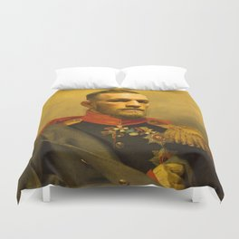 Conor McGregor Classical Painting Duvet Cover