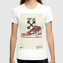 Jordan 1 Poster T-shirt
