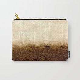 Cappuccino details Carry-All Pouch