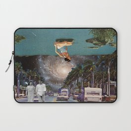 The Mind on Tormented Tides Laptop Sleeve