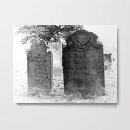 Wetherfield Ancient Burial Ground-5 Metal Print
