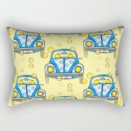 Cute Commute Rectangular Pillow