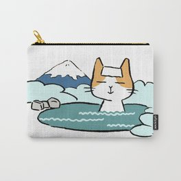 Traveling Kitty Carry-All Pouch