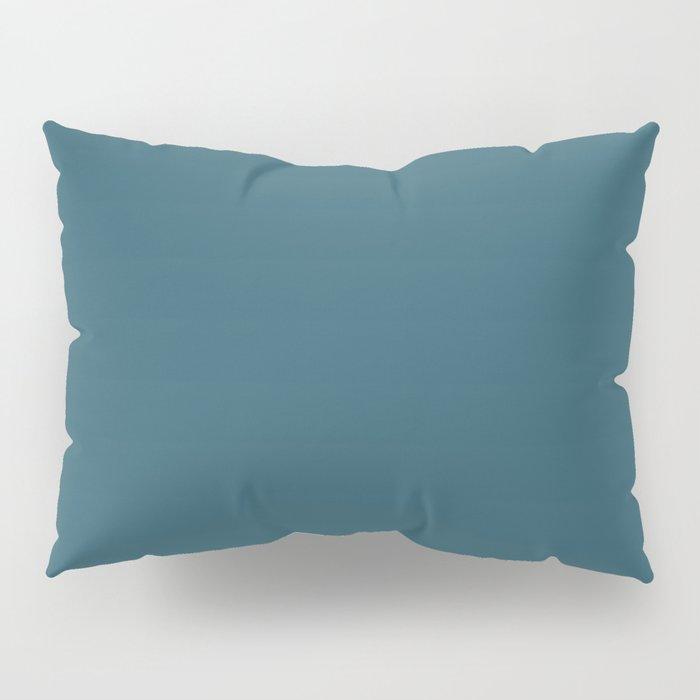 Teal The World (Blue) Pillow Sham