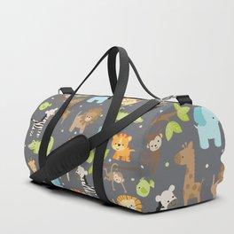 Jungle Animals Duffle Bag
