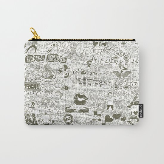 Love Stories Carry-All Pouch