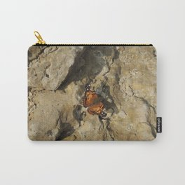 Butterfly on the mountain top Carry-All Pouch