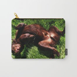 Charlie Bear Carry-All Pouch