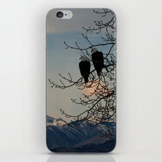 Majesty iPhone & iPod Skin