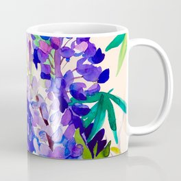 Lupine flowers Coffee Mug
