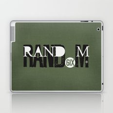 RAND(6IX)M Laptop & iPad Skin
