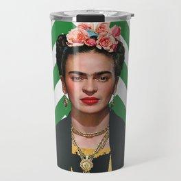 Frida Kahlo Photography I Travel Mug