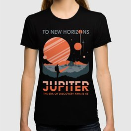 To New Horizons T-shirt