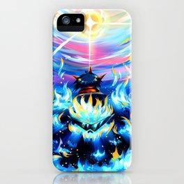 Gurren Lagann - Burning Soul iPhone Case