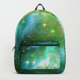 Tiny Lens Textured Nebula Backpack