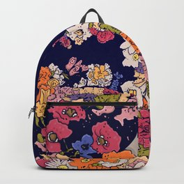 Spring Beauty Backpack
