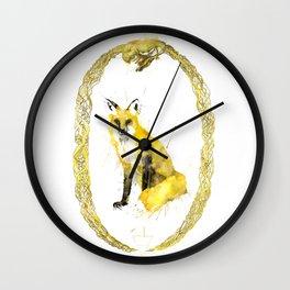 Choleric  Wall Clock
