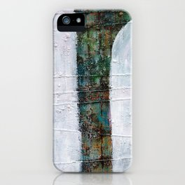 Forest White  iPhone Case