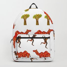 African Mood Backpack