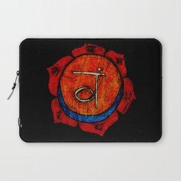Swadhisthana, Svadisthana or sadhishthana Laptop Sleeve