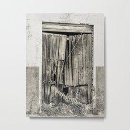 Door #8 Metal Print