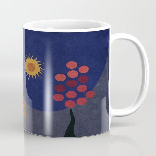 Paisaje y color Mug