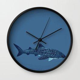 "FINconceivable Still ""Whale Shark"" Wall Clock"