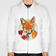 Fox in Sunset Hoody