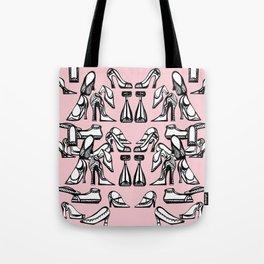 I Like Shoes Pattern Tote Bag