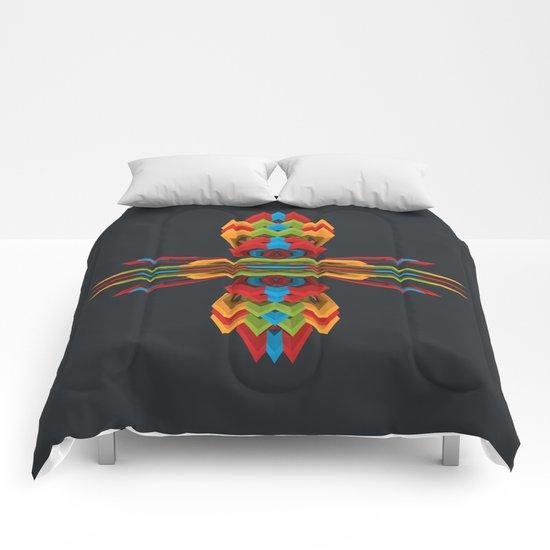 Cortez Curse Comforters
