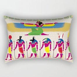 EYGPTIAN GODS Rectangular Pillow